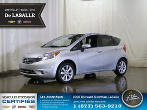 2015 Nissan Versa Note SL // Camera 360 // GPS // Real Economica