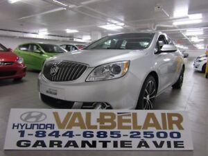 2016 Buick Verano SPORT TOURING GPS CUIR COMME UN NEUF