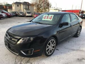 2010 Ford Fusion SEL/AWD/SAFETY/WARRANTY INCLUDED