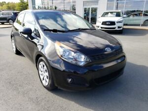 2012 Kia Rio LX plus. Std. Heated seats, air. New MVI.