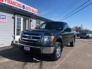 2014 Ford F-150 XLT 4X$ * All Credit Approved*