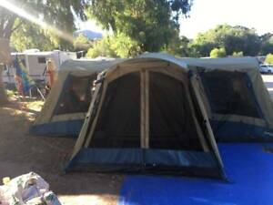 CAMPING SET; TENT, BEDS  etc.