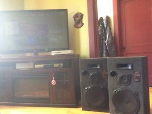 Caisse pour Speaker haut parleur