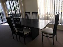 Cheap table-Quite new dining table for sale with 8seats Upper Mount Gravatt Brisbane South East Preview