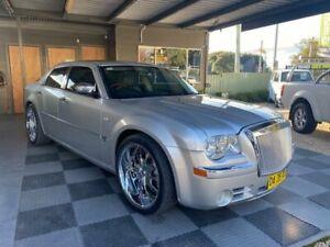 2006 Chrysler 300C LE MY06 5.7 Hemi V8 Silver 5 Speed Automatic Sedan