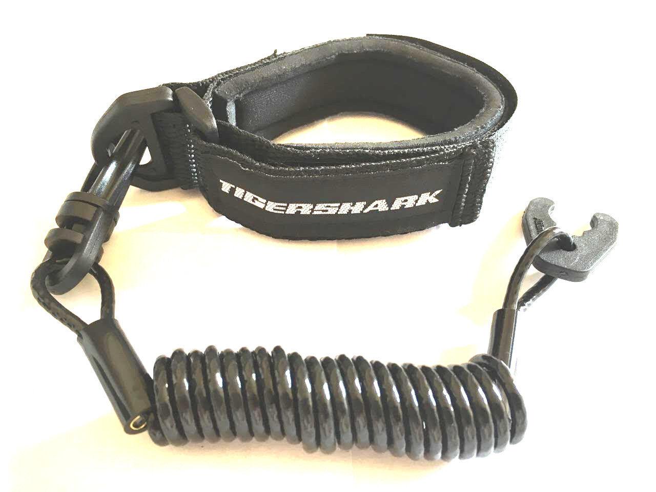 Tigershark Barracuda Daytona Monte Carlo Monteg Lanyard Wrist Band