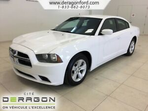 2012 Dodge Charger SE DEMARREUR MAG BLUETOOTH A/C AUCUN ACCIDENT