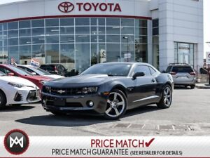 2012 Chevrolet Camaro 1LT, ALLOYS, POWER GROUP TIME FOR A MUSCLE