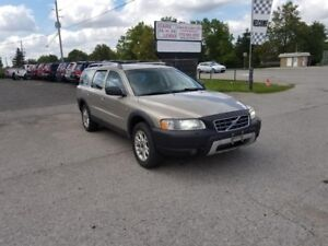 2005 Volvo XC70 *LEATHER*CERTIFIED*AWD*