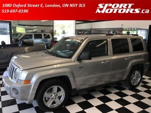 2010 Jeep Patriot 4x4+New Tires & Brakes! Remote Start! Heated S