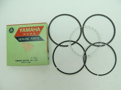 371-11610-24 NOS Yamaha Piston Ring Set 2nd O/S 1976 1977 XS500C XS500D W12533