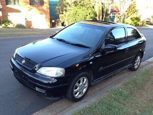 QUICK SALE 2003 HOLDEN ASTRA Eight Mile Plains Brisbane South West Preview
