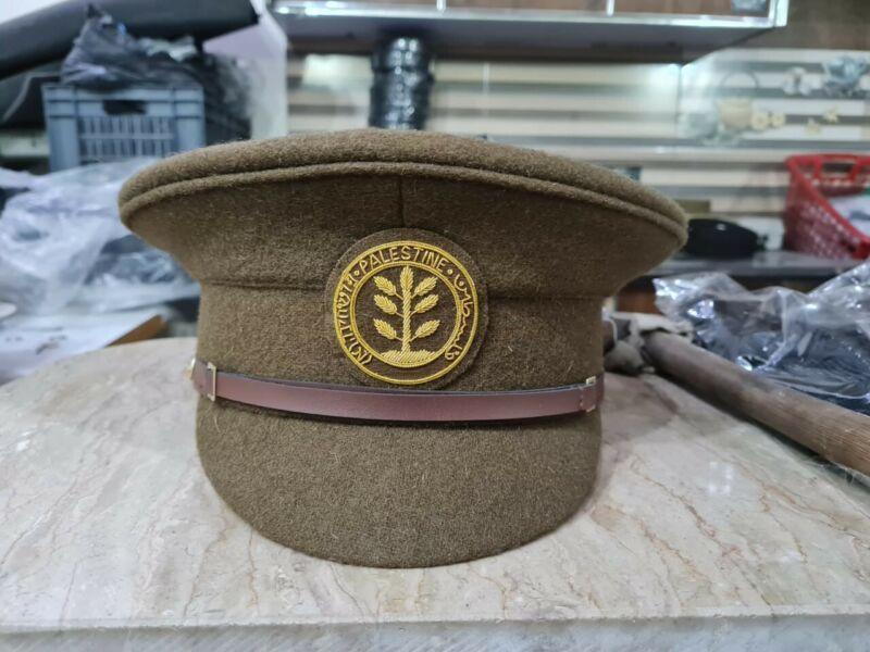 philistine service dress cap 1943