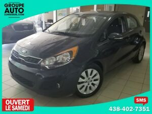 2014 Kia Rio 5 HATCHBACK / CAMERA / AUT / BLUETOOTH /