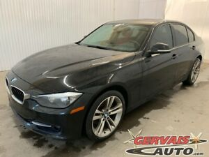 2015 BMW 3 Series 320i xDrive Sport Line Mags Cuir Rouge Toit Vo