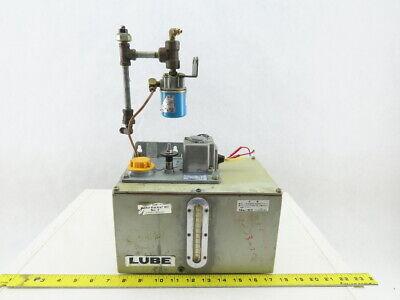 Lube Mmxl-iii Automatic Lubricator 100 Vac 3.5 W 5060 Hz