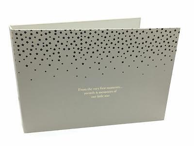 Little Star Baby Keepsake Memory Journal folder book CG1352