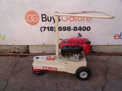 Edco Tg-7 5.5h Turbo Corner Concrte Grinder 5.5hp Honda Motor Works Great