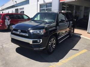 2018 Toyota 4Runner LIMITED 7 PASSENGER!!!! AVAILABLE TO LEASE O