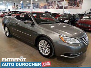 2013 Chrysler 200 Touring DÉCAPOTAB:E - Automatique - AIR CLIMAT