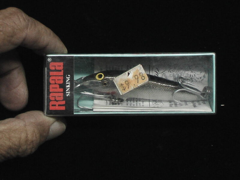 Rapala Magnum Floating FMAG 7,9,11, Count Down CDMAG 7 Various Colors INOX - NIB