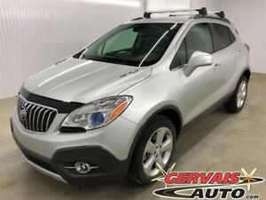 2015 Buick Encore Convenience AWD Cuir/Tissus MAGS Bluetooth