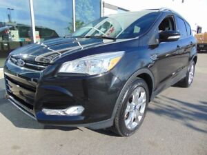 2015 Ford Escape TITANIUM PANO ROOF GPS LEATHER ROOF NAVI AWD