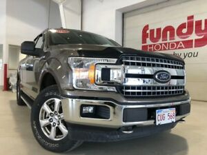 2018 Ford F-150 XLT, supercab, 5.0L V8 LIKE NEW, LOCAL OWNER, NO