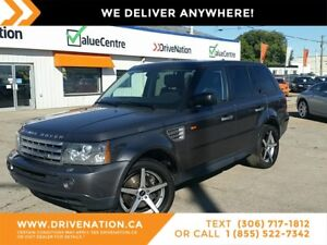 2006 Land Rover Range Rover Sport Supercharged PST PAID**LEAT...