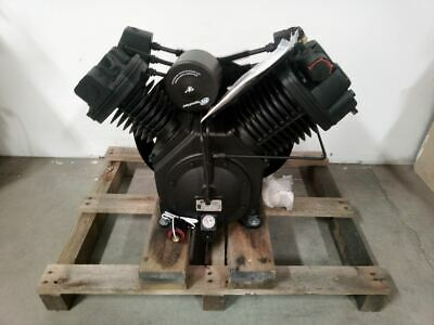 Ingersoll Rand 7100 10 15 Hp 2-stage Splash Lubricated Air Compressor Pump