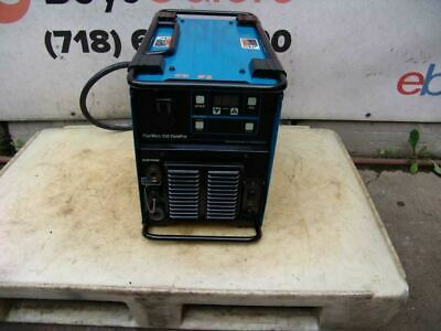 Miller Pipeworx 350 Fieldpro Welder 1 Or 3 Phase 230460575 Volts Nice Unit 2a