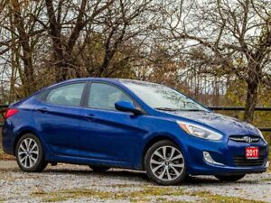 2017 Hyundai Accent SE - NO ACCIDENTS|SAFETY CERTIFIED|HEATED SE