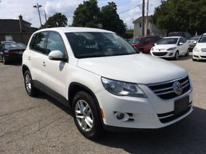 2009 Volkswagen Tiguan ONE OWNER- SAFETY & WARRANTY INCLUDED