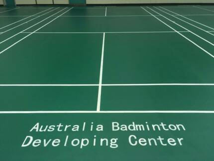ATC Badminton Centre Olympic Park / court booking