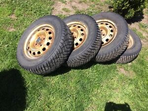 Tires with rimd