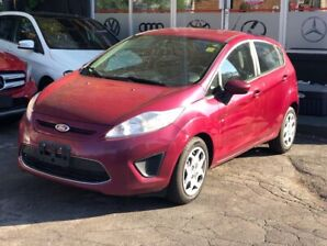 2011 Ford Fiesta SE auto  AC BLUETOOTH 4 cylinder with safety