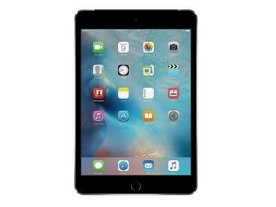 Apple iPad mini 4 - A1550 Wi-Fi + Cellular Unlocked, 7.9in - Space Gray 4G LTE