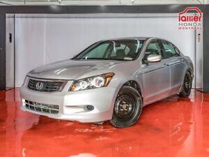 2008 Honda Accord Sedan EX**V6**PNEUS HIVER**CRUISE CONTROL**
