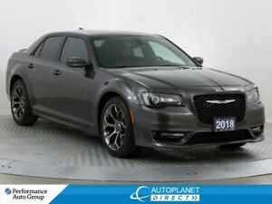 2018 Chrysler 300 S, Appearance Pkg, Navi, Remote Start!