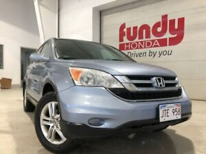 2010 Honda CR-V EX w/sunroof and backup cam, FANCIABLE ONE OWNER