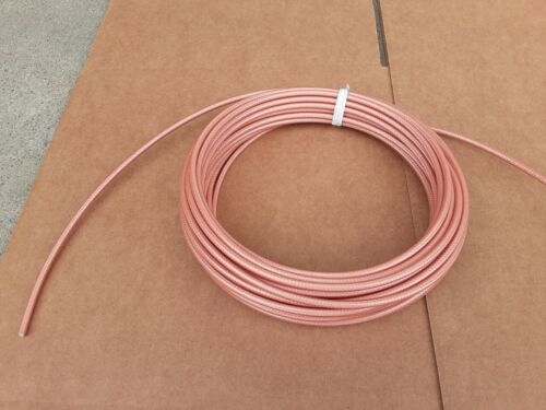 RG400   M17/128  Double Shield Coaxial Cable    100 FT