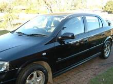 Zippy little 2002 Holden Astra Hatchback Raymond Terrace Port Stephens Area Preview