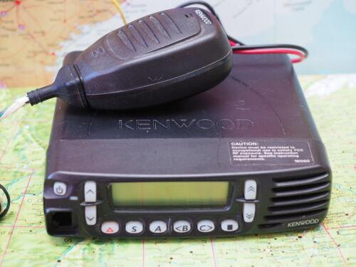 Kenwood VHF FM Transceiver TK-7180 -K Mobile Radio W/ Mic WORKS