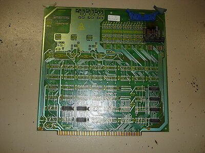Anilam Crusader 2 Cnc Board 901-132 Blue Slot Board