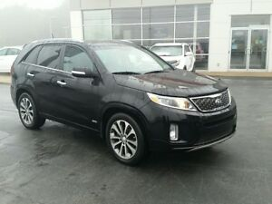 2015 Kia Sorento SX SX Leather Navigation Pwr Roof