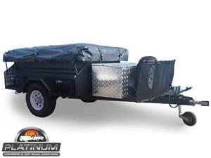 Platinum Trooper S2 $42 p/w Soft Floor Camper Earlville Cairns City Preview