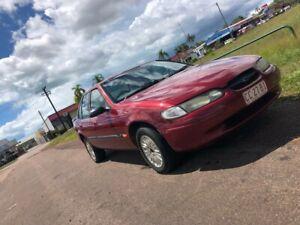 1997 Ford Falcon Ludmilla Darwin City Preview