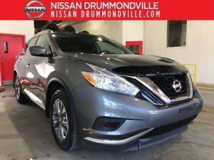 2017 Nissan Murano S- CERTIFIÉ- AUTOMATIQUE- GPS- CAMÉRA!