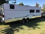 26 Foot Empire Solitaire Caravan Like New! $75,000 Swap/Trade Monto North Burnett Area Preview