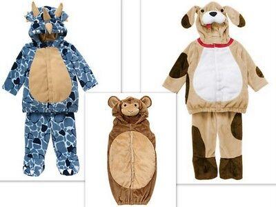 12 Month Boy Halloween Costumes (NWT Gymboree  Boy Girls sz 0-6-12 month Halloween Plush Animal Costume)
